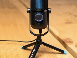 Create new content with the JLab Audio Talk USB-C condenser mic down to $80