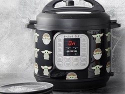 Let Baby Yoda help you cook with this 6-quart Instant Pot Duo down to $60