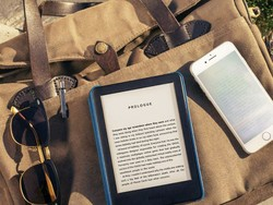 Save $35 and get 3 free months of Kindle Unlimited with a Kindle Paperwhite