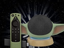 Explore the galaxy with a new Echo Dot, Fire TV Stick 4K, and more for $109