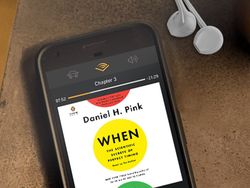 Save an additional 30% off audiobooks at Audible this weekend only
