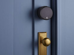 Take control over your door with the $158 August Smart Lock Pro