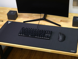 Keep your desk tidy with help from Aukey's $12 XXL Gaming Mouse Pad