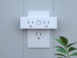 These Aukey Smart Plugs from $19 can be controlled from anywhere in the world