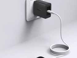 Aukey's $14 Quick Charge 4.0 USB-C charger has 27W Power Delivery too