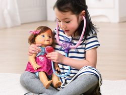 Start medical school early with the $20 Baby Amaze Happy Healing Doll