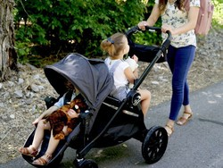 The Baby Jogger City Select LUX is down to its best price
