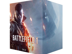 This exclusive bundle of Battlefield 1 collector's merch is down to $13