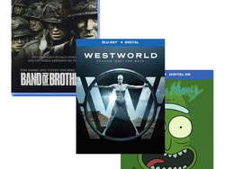 Take your pick of assorted Blu-ray movies and TV seasons for $9 at Best Buy