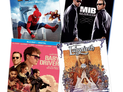 Select Blu-rays are buy one, get one free at Best Buy for $15 or less