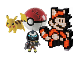 Pixel Pals, Funko Pop figures and other gaming collectibles are on sale today only