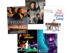 Spend $25 and get five Best Picture-winning films plus a $25 Microsoft gift card