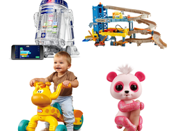 Prepare for the holidays with $20 off your $100+ purchase of Amazon's best-selling toys