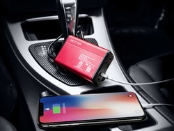 Charge your phone or laptop on the go with $5 off Bestek's 150W car power inverter