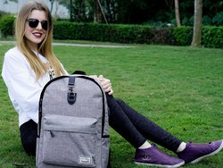 Take this Beyle Laptop Backpack with you everywhere at a reduced price of just $16