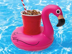 Dress up your drink with these $5 Instagram-worthy beverage floaties