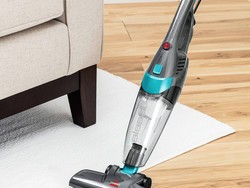 This no-fuss Bissell 3-in-1 Lightweight Stick Vacuum is discounted to $19
