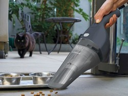 Today only, these Black + Decker compact hand vacuums are down to just $20
