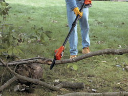 Keep your yard trim with Black+Decker's $61 Cordless Pole Pruning Saw