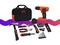 This $40 Black & Decker project kit is down to its lowest price