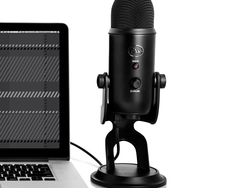 This $76 Blue Yeti Microphone Blackout Bundle includes a download of Ghost Recon: Wildlands