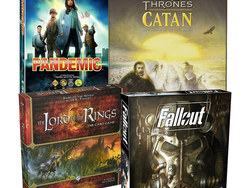 Catan, Ticket To Ride, and other best-selling board games are up to 30% off today only