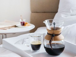 Coffee will be easy with this $17 Bodum Pour-Over Coffee Maker