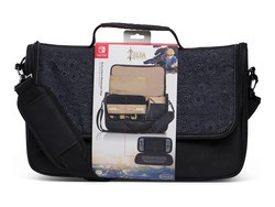 Take your Switch everywhere with this $31 Legend of Zelda: Breath of the Wild messenger bag