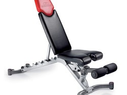 Invest in yourself and this $179 Bowflex 5.1 Adjustable Weight Bench