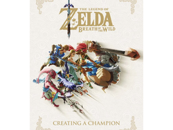 Discover what went into creating The Legend of Zelda: Breath of the Wild with this $24 hardcover book