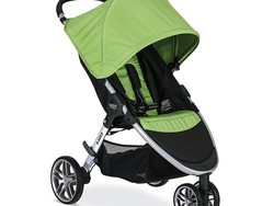 Stroll in style with this $180 Britax B-Agile Stroller