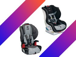 Give the gift of safety with Britax car seats from just $93