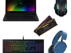 Score big discounts on PC gaming accessories from Corsair, Razer, Steel Series and more today only