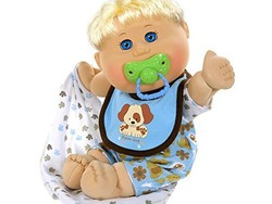 This adorable Cabbage Patch Kids naptime doll can be yours for $10