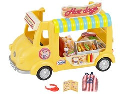 The Calico Critters Hot Dog Van is down to $14