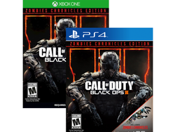 This edition of Call of Duty: Black Ops III includes eight remastered Zombie maps for $25