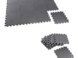 Get your workout in on CAP Barbell's Puzzle Exercise Mat for $9