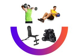 Today only, CAP Barbell fitness items are on sale from $13