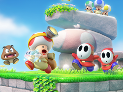 Pick up Captain Toad: Treasure Tracker on Nintendo Switch for just $30
