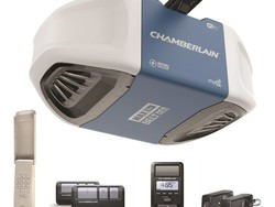 Chamberlain's $229 ultra-quiet garage door opener can be controlled right from your phone