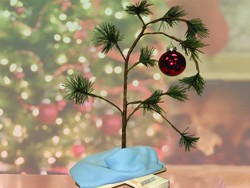 The lovable Peanuts Charlie Brown 24-inch Christmas Tree is just $6