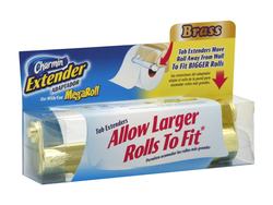 Go mega with this free Charmin toilet paper roll extender