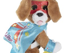 Adopt the cute FurReal Chatty Charlie Barkin' Beagle with bonus accessories for only $10