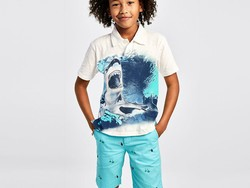 Pick up back-to-school clothes, even uniforms, with 60% off and free shipping at The Children's Place