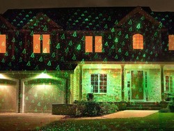 Get the 1byone Christmas Laser lights for $20