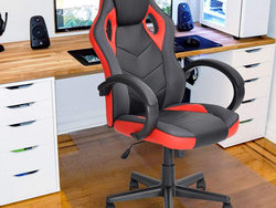 Swivel around or finish your work in Coavas' Computer Gaming Chair for $90