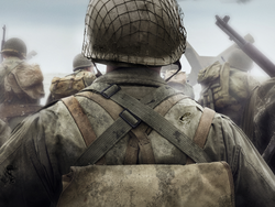Call of Duty: WWII is down to just $36 for Xbox and PS4