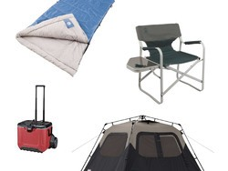 Save big on Coleman's popular camping gear today only