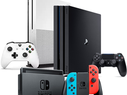 Earn an extra $50 in credit when you trade-in an Xbox One, PS4 or Nintendo Switch at GameStop