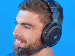 Keep your team communicating with Corsair's $60 HS70 wireless headset back at its best price yet